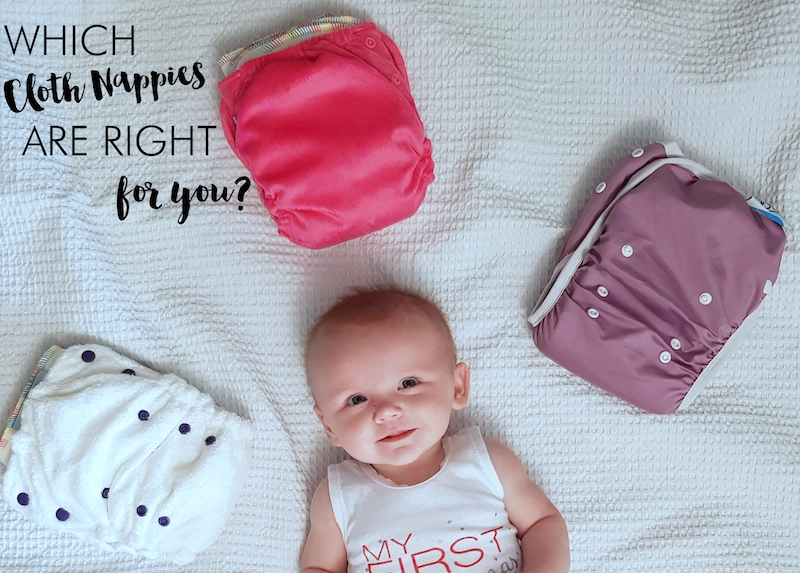 ffd89e863 Choosing Cloth Nappies | Which nappies are right for your family?