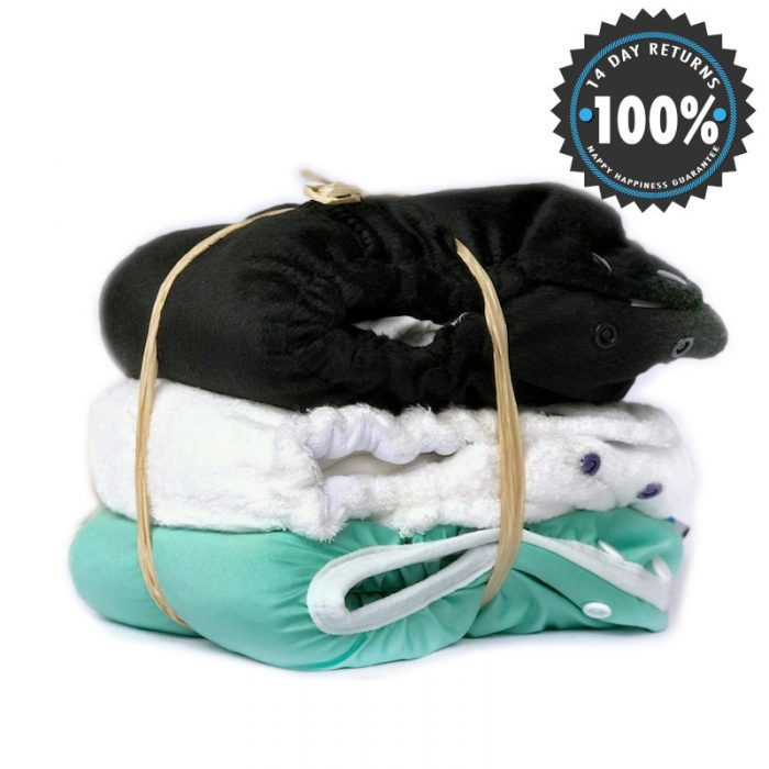 night nappy trial pack