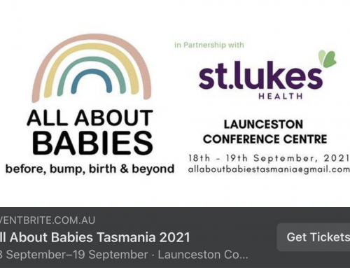 All About Babies Tasmania 2021